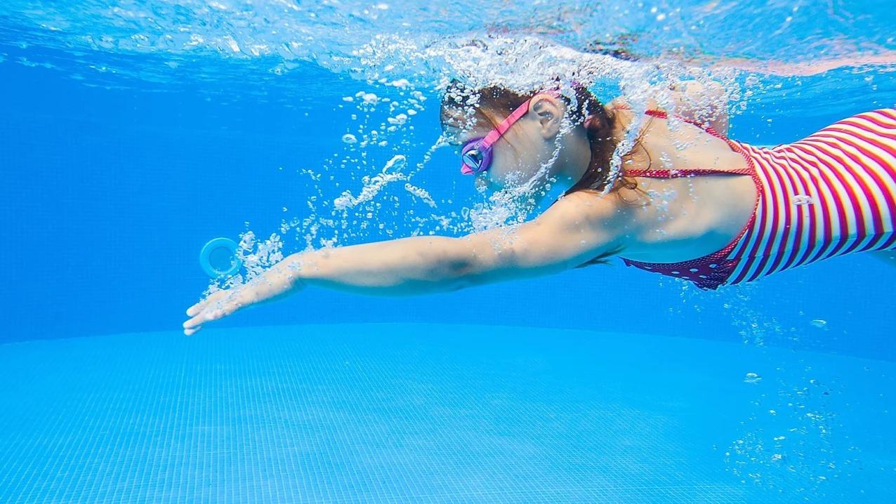 Školní plavecký kurz